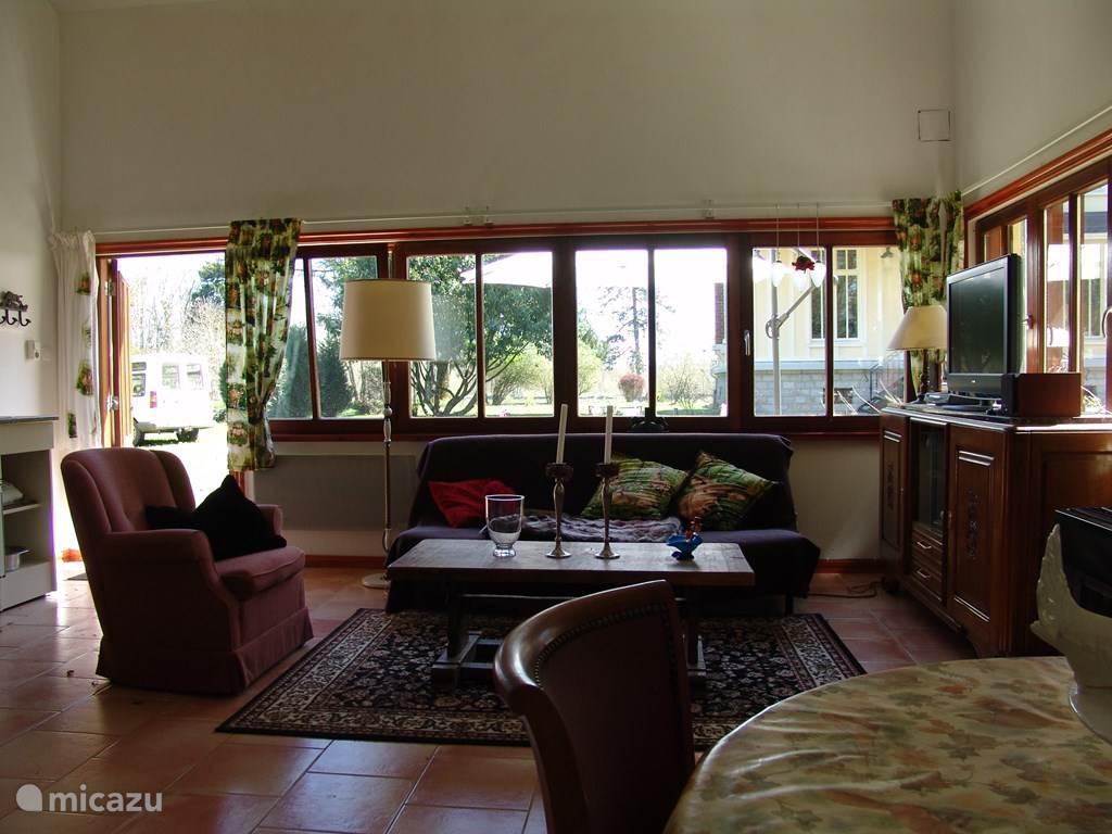 Vakantiehuis Frankrijk, Cher, Marseilles-lès-Aubigny Gîte / Cottage Vakantiehuisje aan de Loire