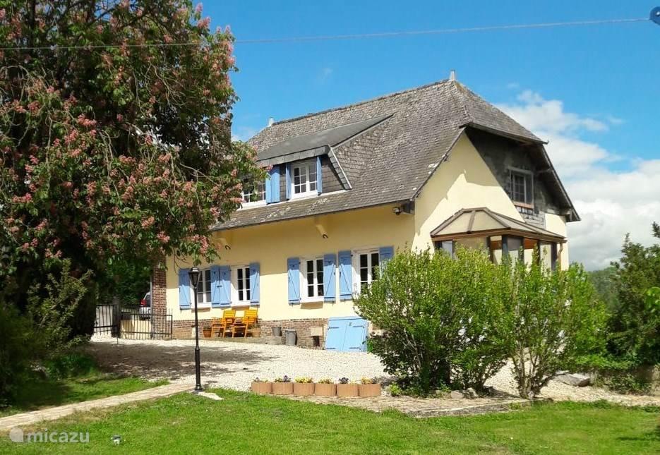 Vakantiehuis Frankrijk, Aisne, Rozoy-sur-Serre vakantiehuis La Jonchère