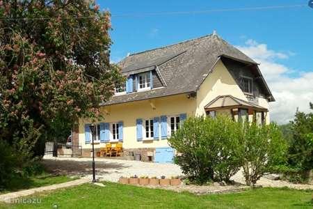 Vacation rental France, Aisne, Rozoy-sur-Serre holiday house La Jonchère