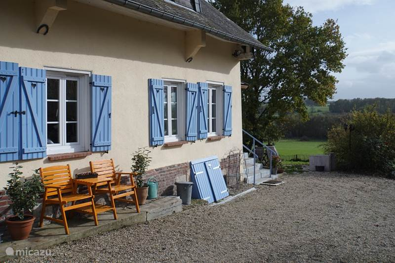 Vacation rental France, Aisne, Rozoy-sur-Serre Holiday house La Jonchère