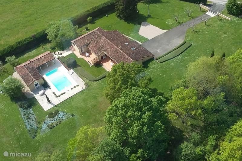 Vakantiehuis Frankrijk, Lot-et-Garonne, Villeneuve-sur-Lot Gîte / Cottage Gites la Bakenia 'NISSOU'