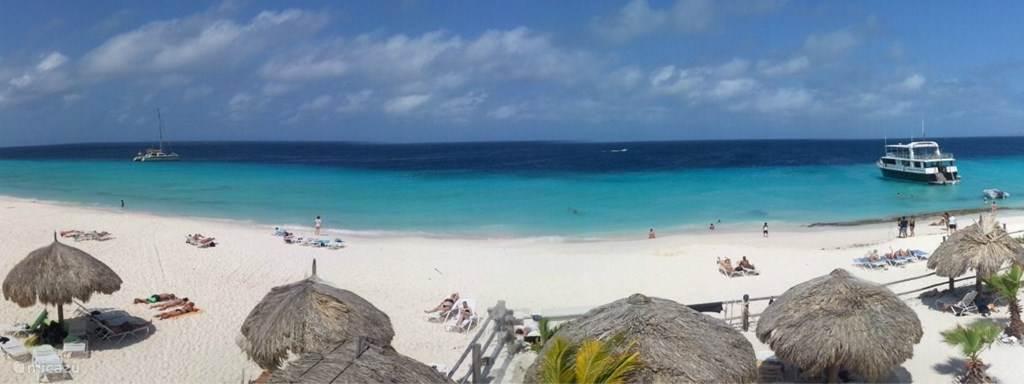 Dagtocht met boot naar Klein Curacao