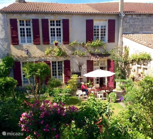 Vakantiehuis Frankrijk, Lot-et-Garonne, Mézin vakantiehuis Vakantiehuis La Petite Galerie