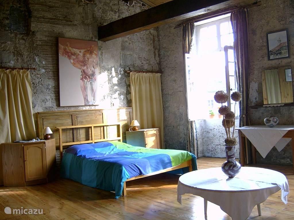 Slaapkamer op de verdieping de zgn familie-kinderkamer dus als u de formule 3 slaapkamer kiest.