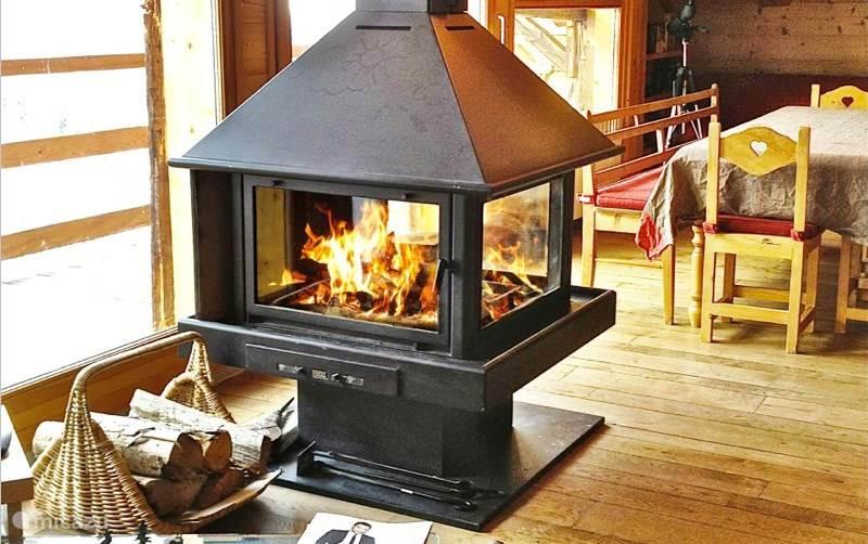 Vakantiehuis Frankrijk, Haute-Savoie, Morzine - chalet Luxe chalet ski/zomer, sauna