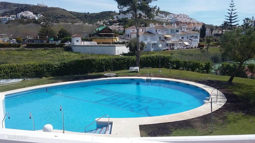 Vakantiehuis Spanje, Costa del Sol, Torrox-Costa - appartement Casa Jazmines