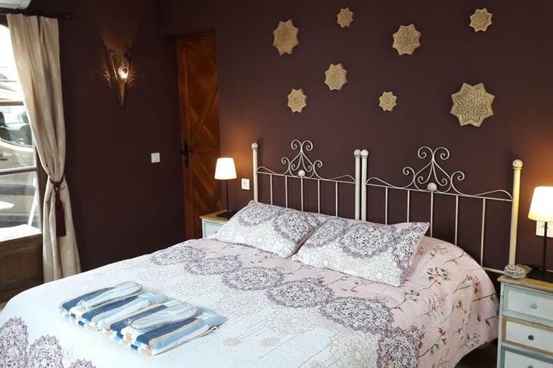 Vakantiehuis Spanje, Andalusië, Cómpeta Bed & Breakfast Ruime kamer 2 pers in prachtige B&B