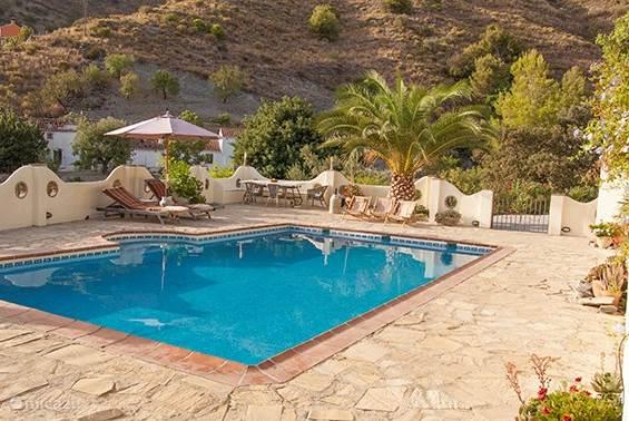 Vakantiehuis Spanje, Costa del Sol, Almunecar - vakantiehuis Casa Golondrina