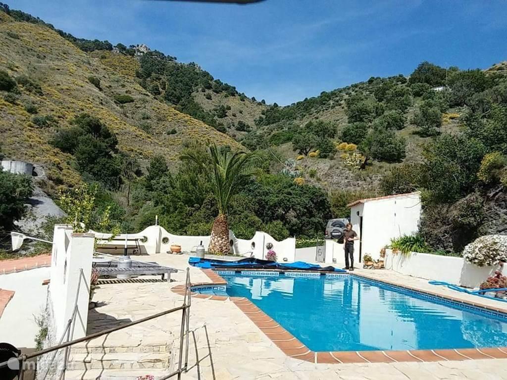 Vacation Rental Spain, Costa Del Sol, Almunecar Holiday House Casa  Golondrina ...