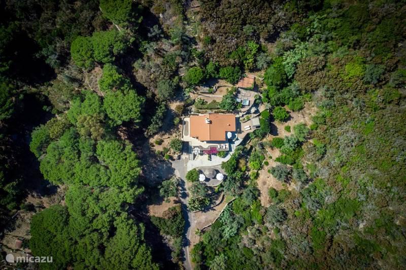 Vakantiehuis Italië, Toscane, Isola del Giglio Villa Villa Aranella