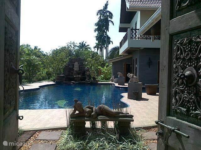 Ferienwohnung Thailand – villa Villa Casa Negra