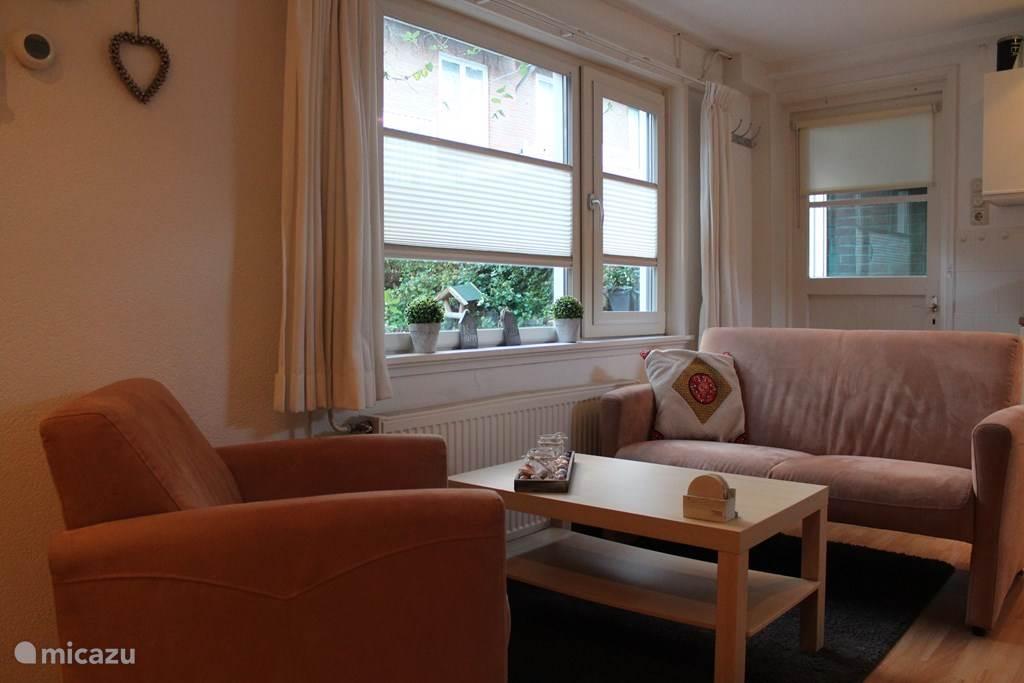 Vakantiehuis Nederland, Noord-Holland, Egmond aan Zee vakantiehuis Sea Star Egmond aan Zee