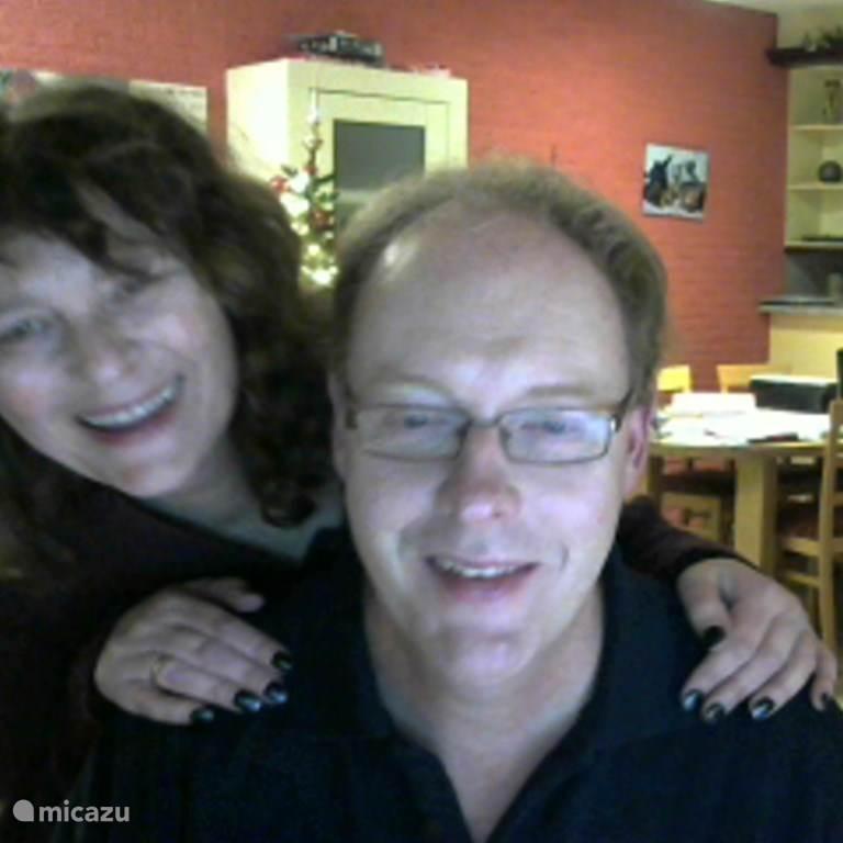Peter & Wilma de Jonge