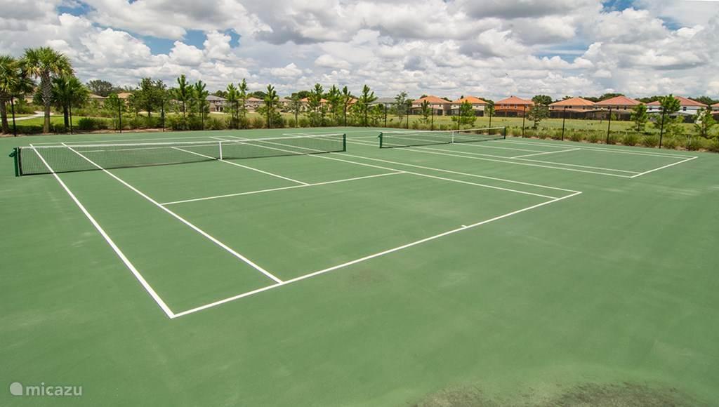 Solterra tennisbanen