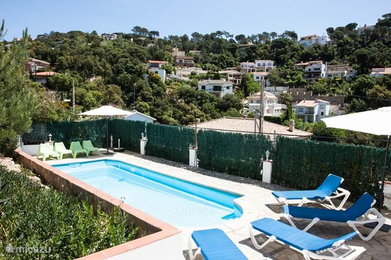 Vakantiehuis Spanje, Costa Brava, Lloret de Mar Vakantiehuis Caprice