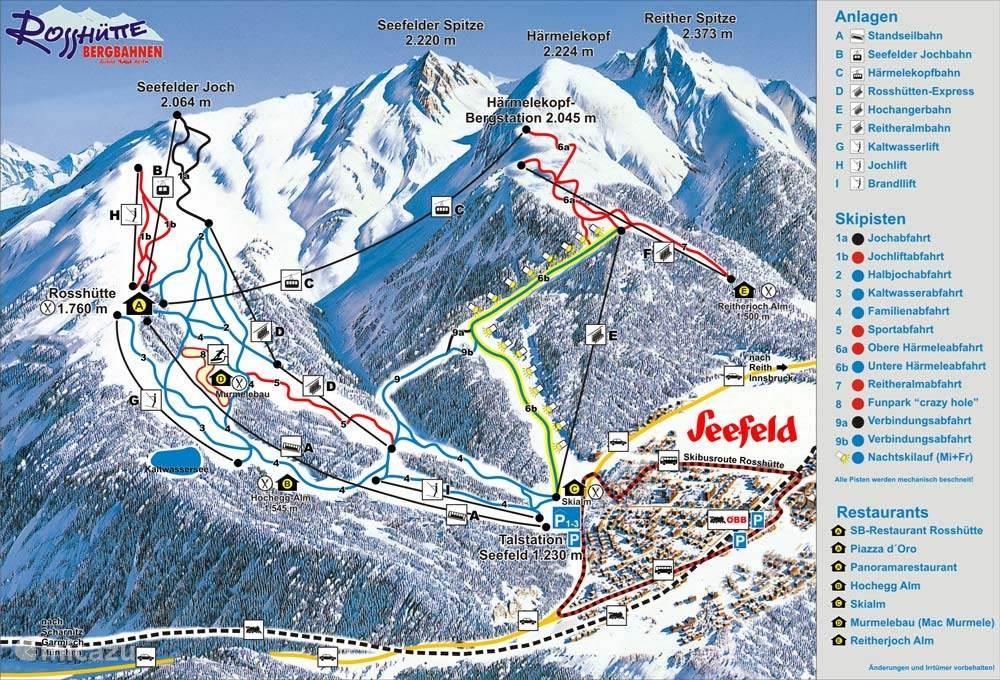 De Rosshutte (berg: 2.064m)