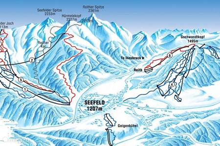 De Geschwandtkopf (berg: 1.500m)