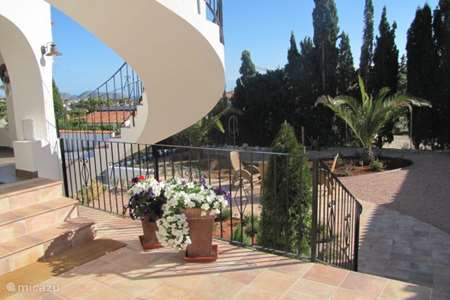 Vakantiehuis Spanje, Costa Blanca, Benissa appartement Appartement Xava