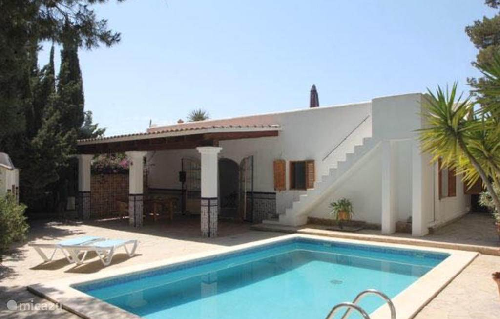 Vakantiehuis Spanje, Ibiza, Santa Eulalia finca Casa Santa Mica