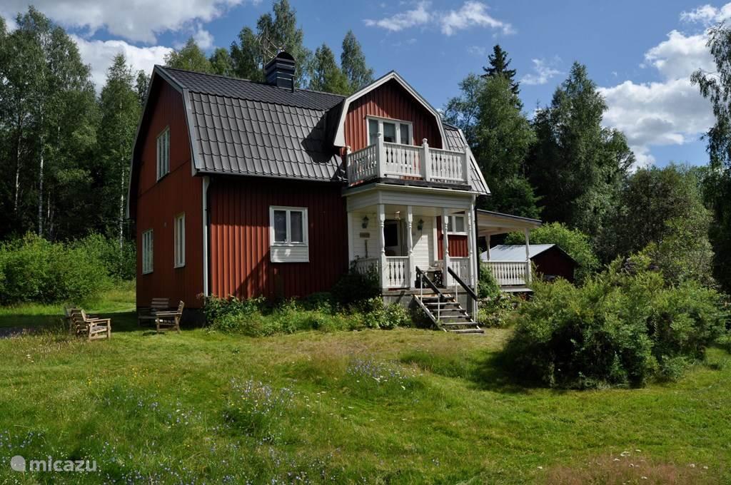 Vakantiehuis Zweden, Värmland – vakantiehuis Sjoerds Hus