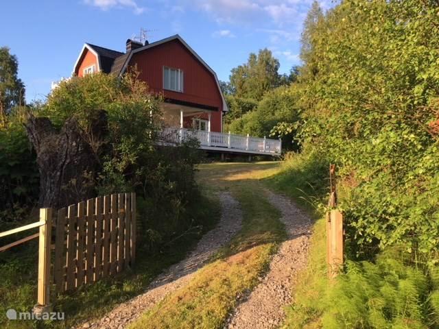 Vakantiehuis Zweden, Värmland, Hagfors Vakantiehuis Sjoerds Hus