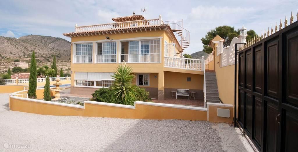Vakantiehuis Spanje, Costa Blanca, Macisvenda Vakantiehuis Casa Amistad