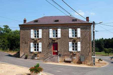 Vakantiehuis Frankrijk, Franse Ardennen, Bièvres vakantiehuis Villa Bièvres