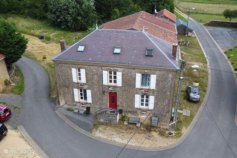 Vacation rental France, Franse Ardennen, Bièvres Holiday house Villa Bièvres