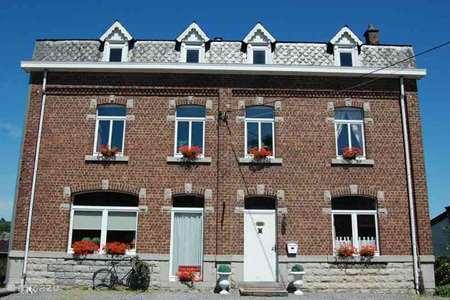 Ferienwohnung Belgien, Ardennen, Forrières ferienhaus Freistehendes Ferienhaus Ardennen