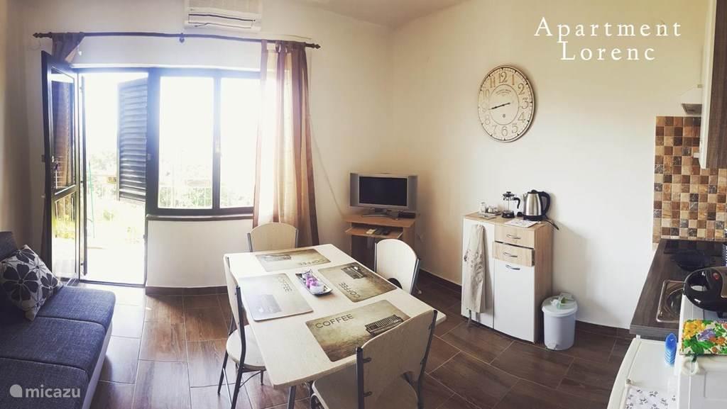 Nieuw Vakantiehuis Kroatië, Dalmatië, Trogir – appartement Appartement Lorenc