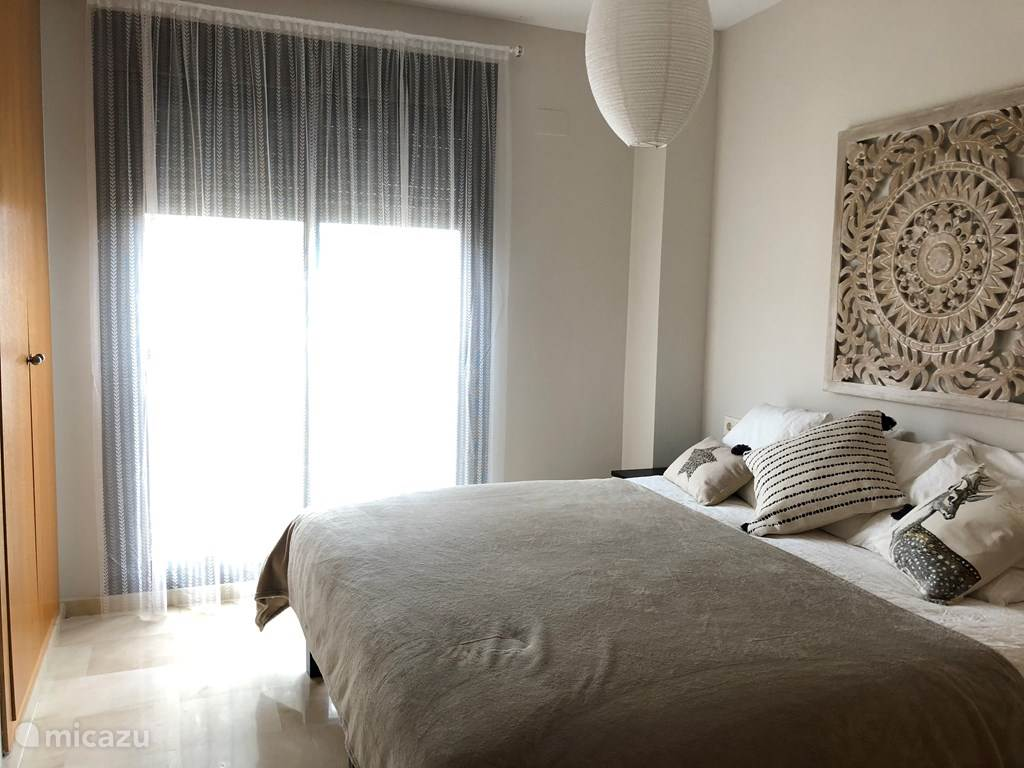 Master Bedroom badkamer en-suite