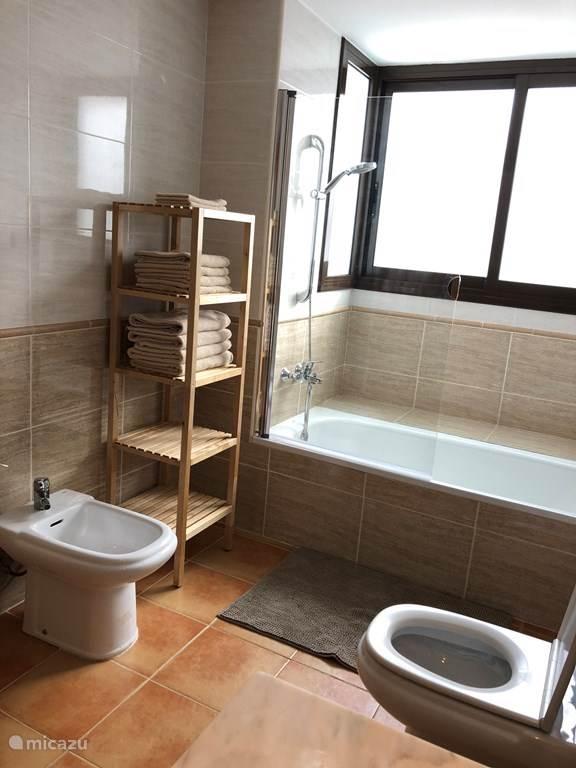 Badkamer en-suite