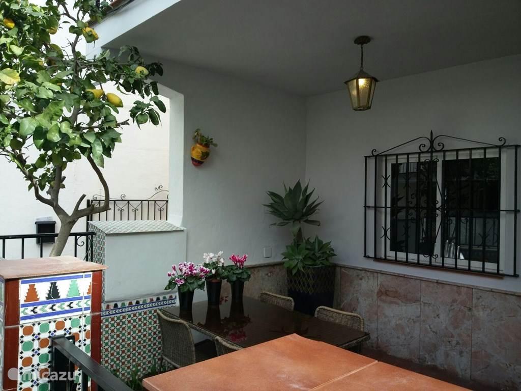 Vakantiehuis Spanje, Costa del Sol, Fuengirola - appartement Vakantieappartement Fuengirola