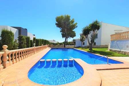 Vacation rental Spain, Costa Blanca, Moraira holiday house Casa Leon in Moraira