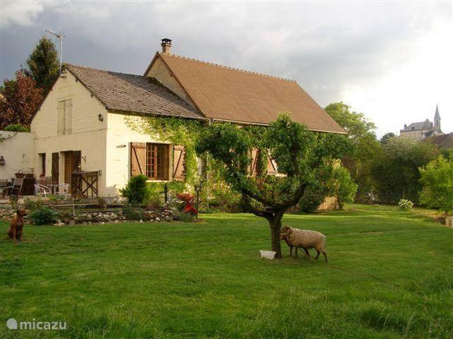 Vakantiehuis Frankrijk, Loire, Sazeray Gîte / Cottage Gîte Le Petit Paradis