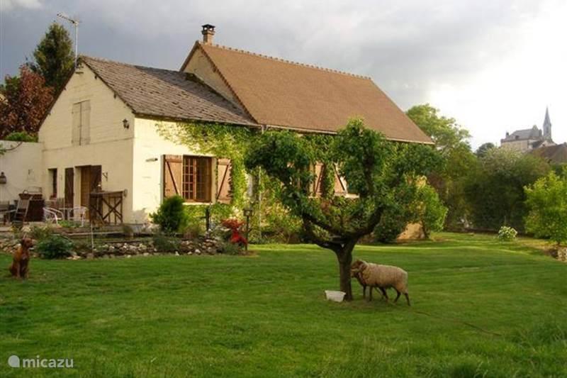 Vakantiehuis Frankrijk, Indre, Sazeray Gîte / Cottage Gîte Le Petit Paradis