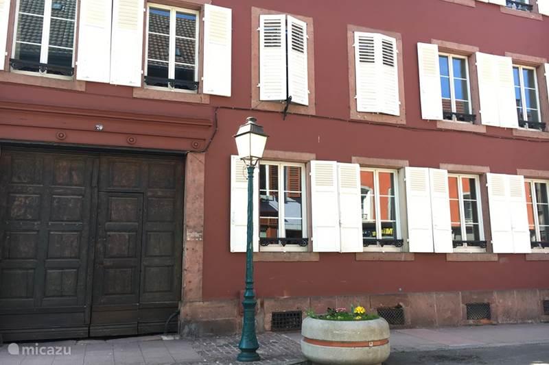 Vakantiehuis Frankrijk, Elzas, Sainte-Marie-aux-Mines Appartement La Clé d'Alsace