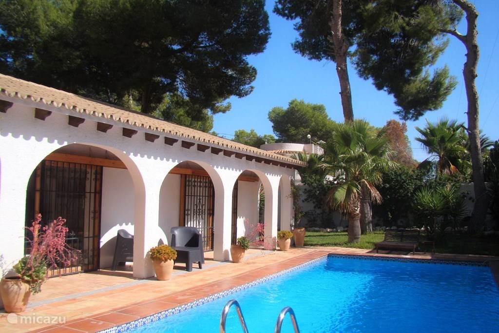 Vakantiehuis Spanje, Costa Blanca, Moraira villa Villa La Paz in Moraira