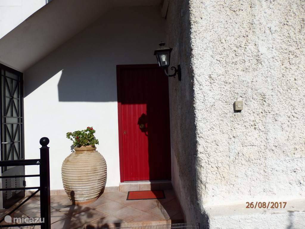 Vacation rental Greece – studio Studio Rio