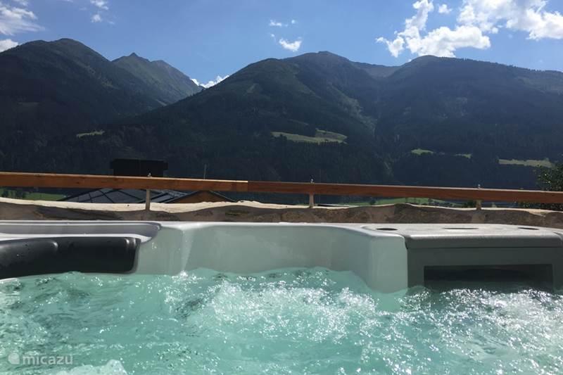 Vacation rental Austria, Salzburgerland, Niedernsill Terraced House Dopplerhaus holiday home