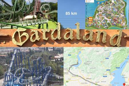 Gardaland (85 km)