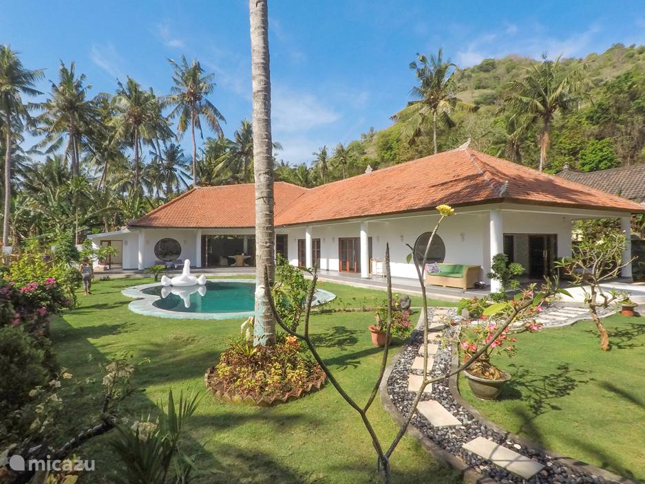 Vakantiehuis Indonesië, Bali, Candidasa Villa Villa Rizki Candidasa