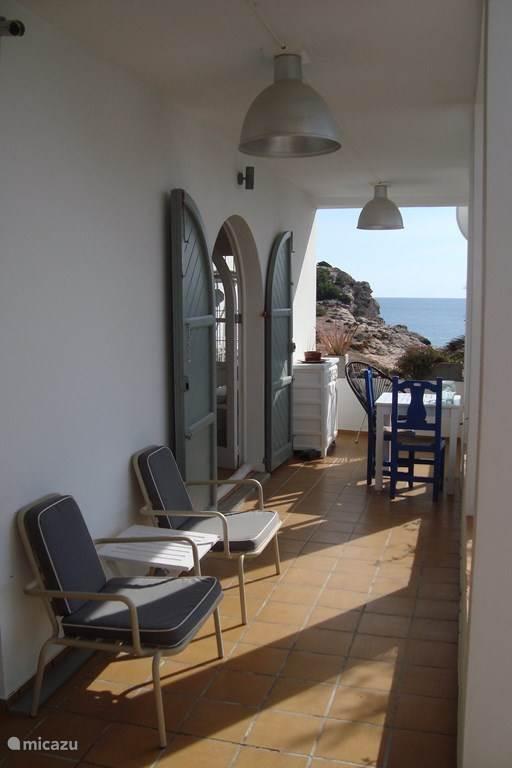 Vakantiehuis Spanje, Ibiza, Ibiza Stad Geschakelde woning Can Vista Mar