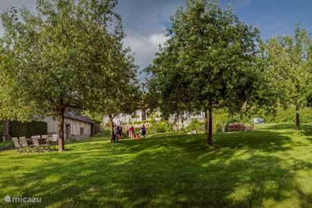 Vakantiehuis Frankrijk, Orne, Crouttes vakantiehuis La Cour Mare