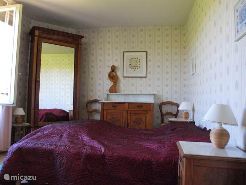slaapkamer huis boer