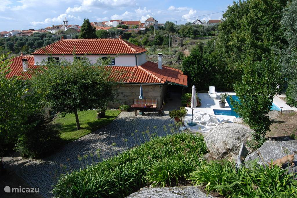 Vakantiehuis Portugal, Beiras, Póvoa de Midões Appartement Quinta  das Murteiras