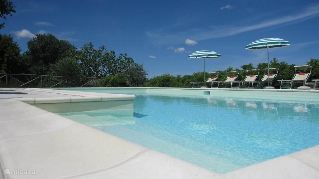 Vakantiehuis Italië, Marche, Belvedere Ostrense Vakantiehuis Casa Galassi