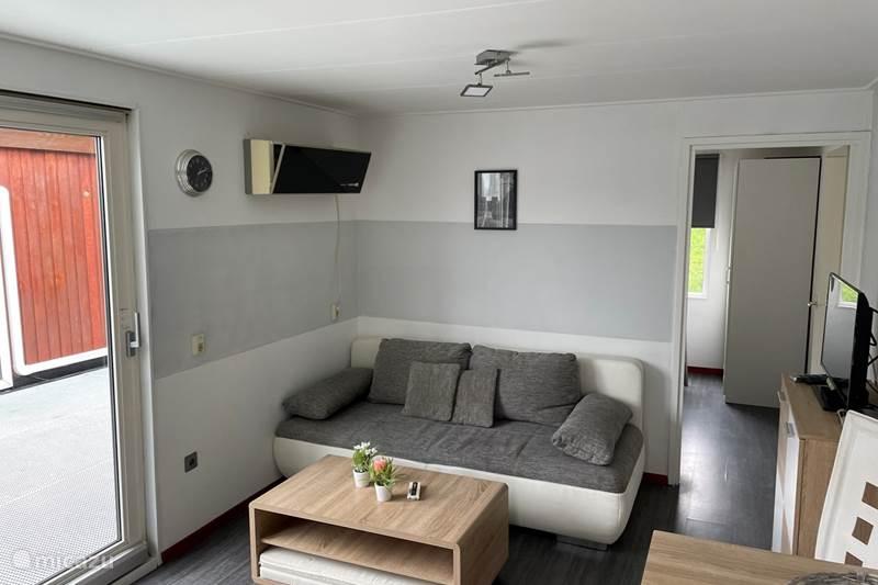 Vakantiehuis Nederland, Gelderland, Tolkamer Camper / Jacht / Woonboot Woonark De Meerkoet
