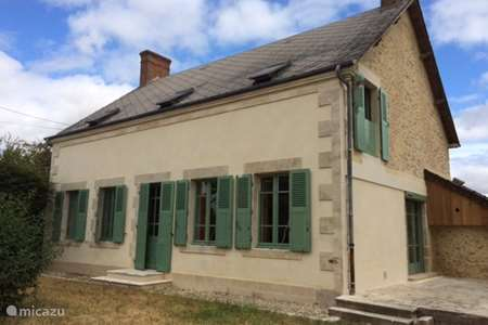 Vacation rental France, Cher, Saint-Jeanvrin holiday house Les Loges