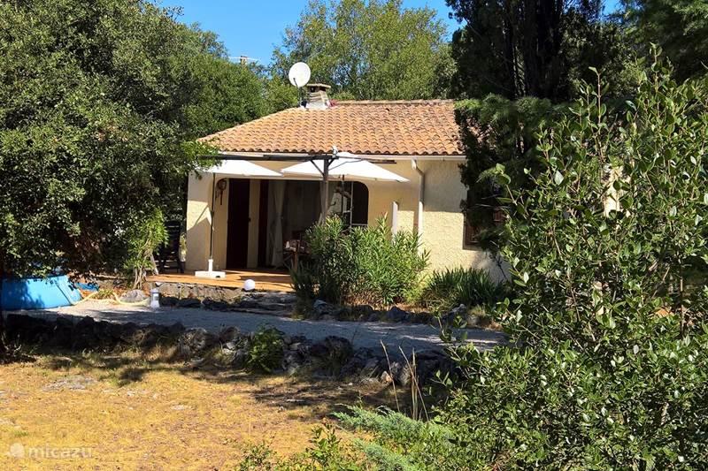 Vakantiehuis Frankrijk, Gard, Méjannes-le-Clap Gîte / Cottage L'Escapade